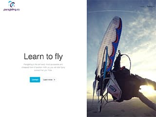 Frequently asked questions - paragliding and powered